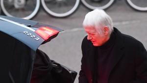 Anklage fordert drei Jahre Haft für Anton Schlecker