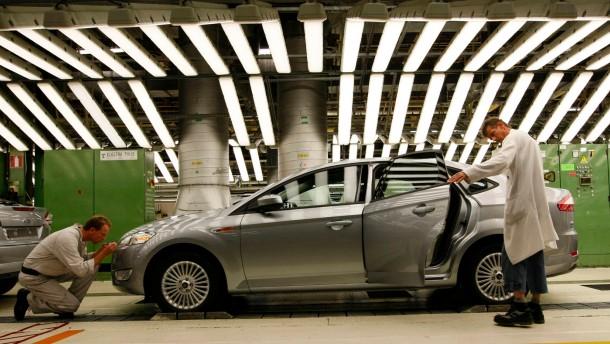 Ford will Werk im belgischen Genk schließen