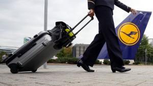 Lufthansa schaltet in den Wintermodus