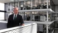 Joachim Faber, Aufsichtsratsvorsitzender der Deutschen Börse will an den Fusionsplänen mit London festhalten.