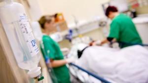 Krankenkassen rufen nach Hilfe des Bundes