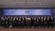 Neue Einigkeit: Im Kampf gegen grenzüberschreitende Steuerflucht erzielen die Teilnehmer des EU-Gipfels einen Durchbruch.