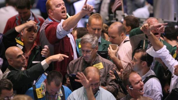 Der Kapitalismus und seine Krisen