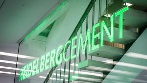Amerika erlaubt deutschem Baustoffkonzern eine Übernahme
