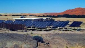 Frankreich und Deutschland wollen Öko-Energien in Afrika fördern