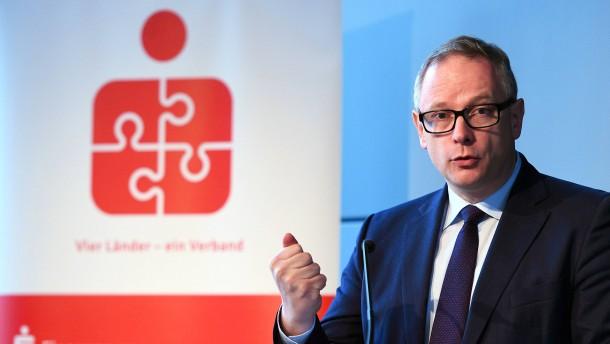 Strafbefehl gegen Sparkassen-Präsident Fahrenschon