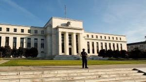 Amerikanische Notenbank lässt Leitzins unangetastet