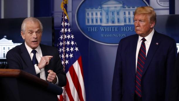 Trump: Handelsabkommen mit China nicht gefährdet