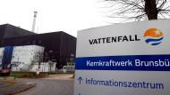 Vattenfall-Klage kostet schon jetzt Millionen