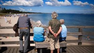 Rentenerhöhung bringt vielen Rentnern Steuerpflicht