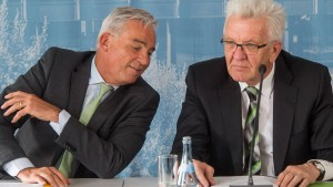 Kretschmann rechnet kaum noch mit Fahrverboten für 2018