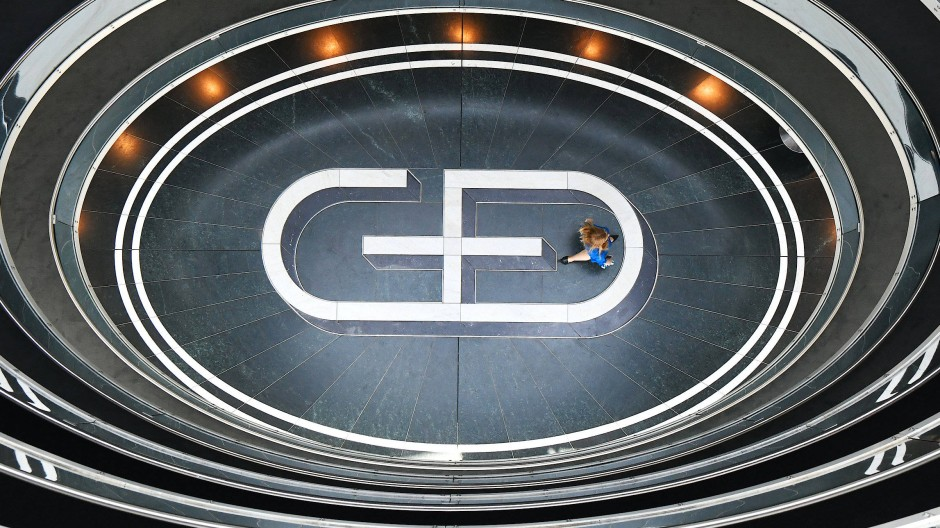 Das Gelddruck - und Chipkartenunternehmen Giesecke+Devrient hat seinen Sitz in München.