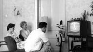 Fernsehen in den 60-er Jahren