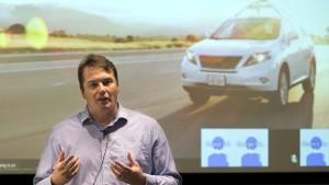 Googles Chefentwickler für selbstfahrende Autos geht