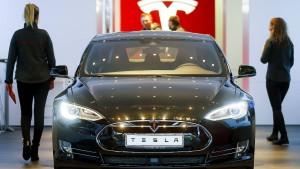 Tesla ruft 53.000 Wagen zurück