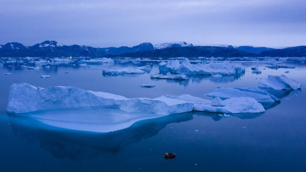 Grönland kündigt Verbot der Ölförderung an