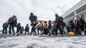 Eine Million Flüchtlinge sind gewiss zu viel