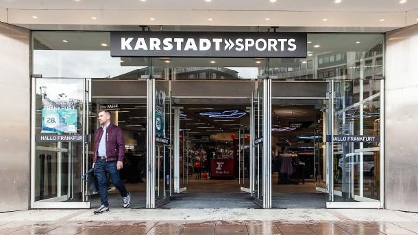 Karstadt Sports steht ebenso vor dem Aus
