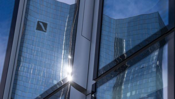 Weitere Strafe für die Deutsche Bank