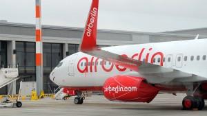 Air Berlin hat geringe Aussichten auf Schadenersatz