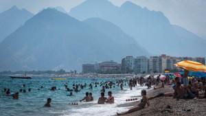 Der schwierigere Markt der Türkei-Reisen