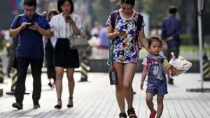China führt im superschnellen Mobilfunknetz