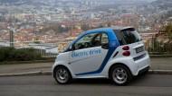 Daimler plant Car2Go für Gewerbekunden
