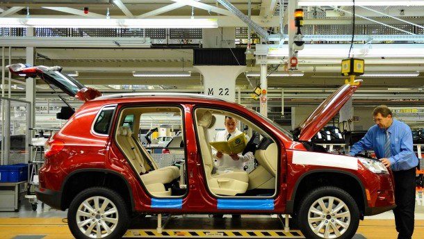 VW-Mitarbeiter erhalten Rekordbonus von 7500 Euro