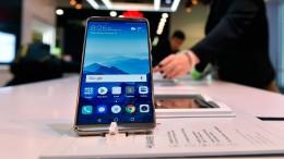 Huawei verkauft jetzt mehr Handys als Apple