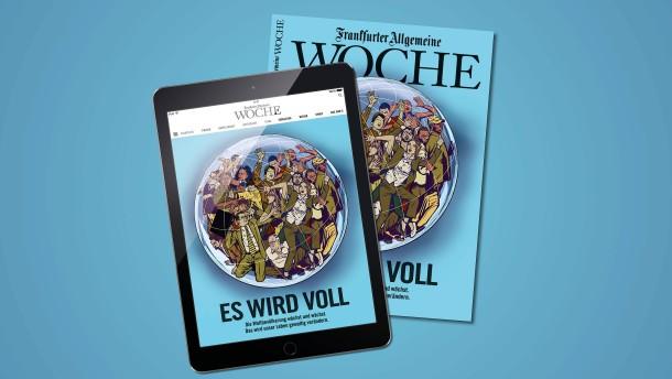F.A.Z. Woche ab jetzt in digital optimierter Ausgabe