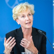 Neu im SAP-Vorstand: Sabine Bendiek
