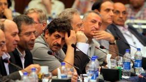 Konferenz der syrischen Opposition endet im Chaos