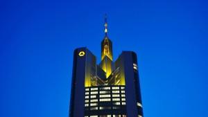 Commerzbank verdient mehr Geld als gedacht