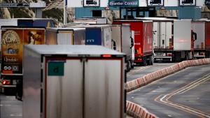 Deutsche Exporte nach Großbritannien sinken um 30 Prozent