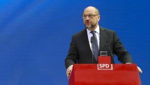 Schulz will zusätzlich 12 Milliarden Euro in die Schulen stecken