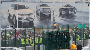 Jaguar Land Rover streicht jede zehnte Stelle