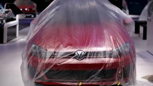 Volkswagen findet in Amerika immer weniger Käufer