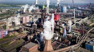 Thyssen streicht 4000 Stellen in Deutschland