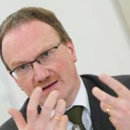 Lars Feld, Vorsitzender des Sachverständigenrats zur Begutachtung der gesamtwirtschaftlichen Entwicklung