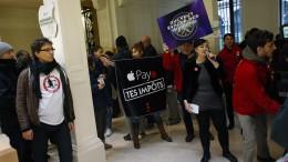 Apple will Hausverbot für Attac