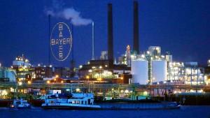 Bayer bittet um Entschuldigung