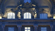 Schweizer Nationalbank in Bern