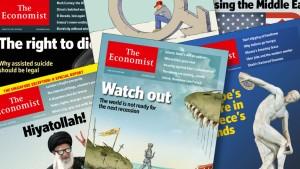 """Pearson trennt sich auch vom """"Economist"""""""