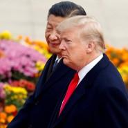 Und nun? Donald Trump und der chinesische Präsident Xi Jinping