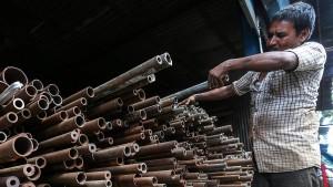 Trotz Benachteiligung in China und Indien investieren