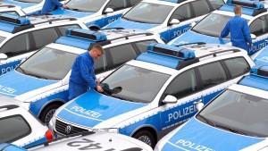 Tausende Polizeiwagen fahren mit manipuliertem Dieselmotor