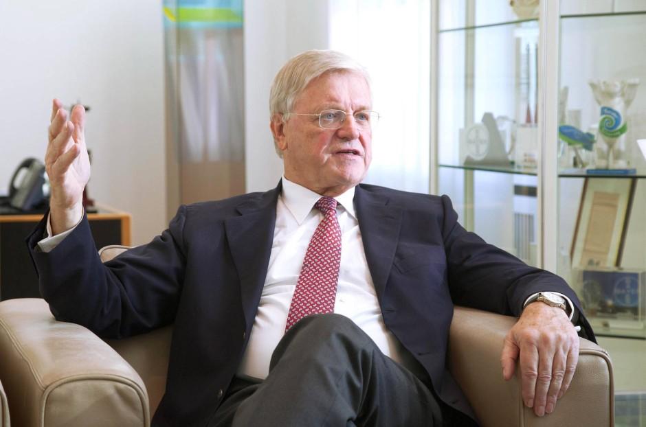 Eon-Aufsichtsratschef Werner Wenning: Der Staat stiehlt ...