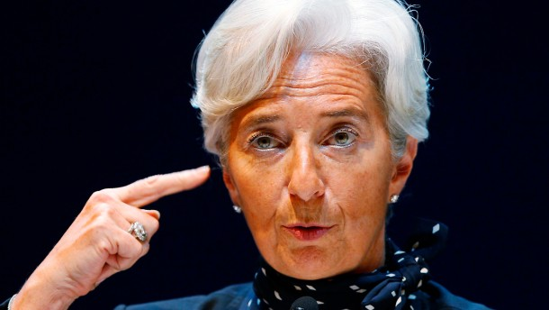 Auf der Suche nach einem IWF-Chef