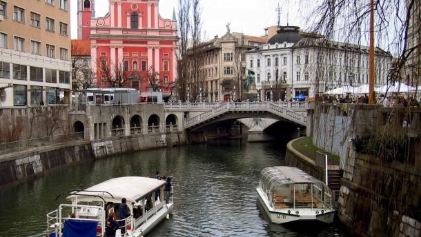 Eurogruppe: Slowenien braucht keine Hilfe