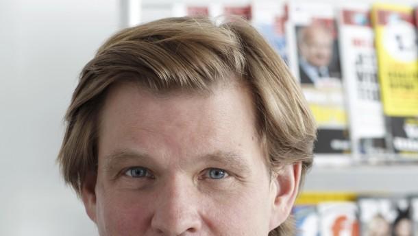 Burkhard Graßmann wird Focus-Verlagschef